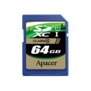 Apacer SDXC UHS-1 Class 10
