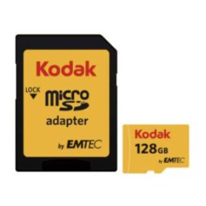 Kodak Micro SDHC U1 Class10