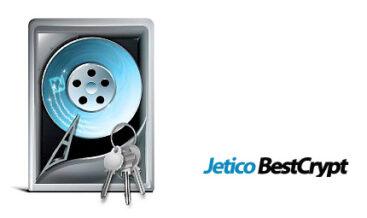 نرم افزار Jetico BestCrypt