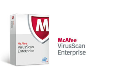 آنتی ویروس McAfee VirusScan Enterprise