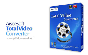 نرم افزار Aiseesoft Total Video Converter