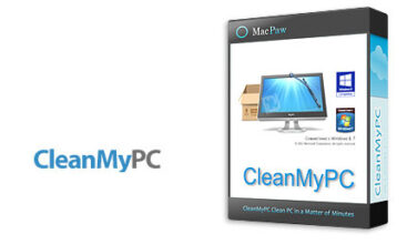 نرم افزار CleanMyPC