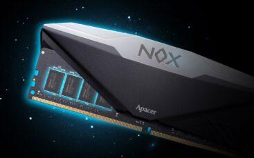 Apacer NOX RGB DDR4 سری جدید حافظه های گیمینگ