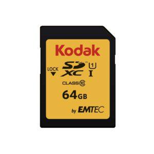 Kodak SDHC UHS-I U1 Class10