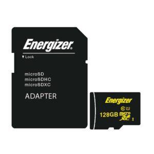 Energizer High Tech MicroSDHC/XC Class 10 USH-I