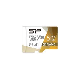 سیلیکون پاور Superior Pro Micro SDHC/SDXC UHS-1 card