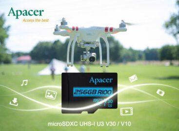 رونمایی اپیسر ازکارت های حافظه microSDXC / SDHC  مدل V30 / V10
