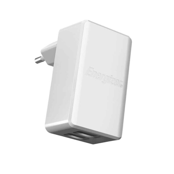 Ultimate 2 USB Wall Charger 4.8A انرجایزر