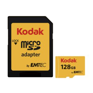 Kodak Micro SDHC U3 Class10