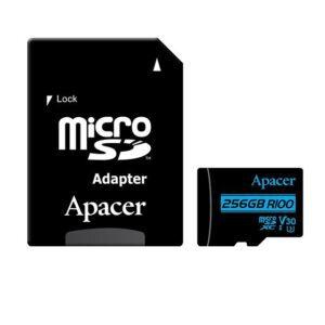 Apacer microSDXC/SDHC UHS-I U3 V30