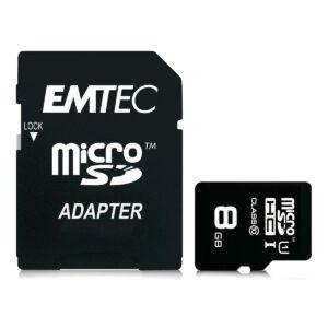 Emtec Micro SD Gold UHS-I Class10