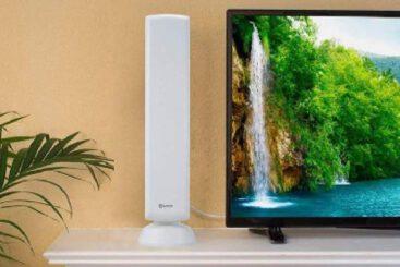 خداحافظی با کابل آنتن با عرضه آنتن HD مقاوم در برابر هوا