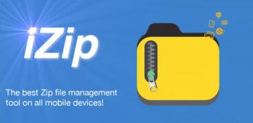 نرم افزار iZip Pro – Zip Unzip Tool