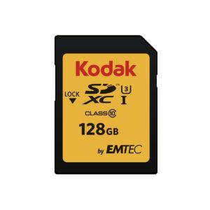 Kodak SDHC UHS-I U3 Class10