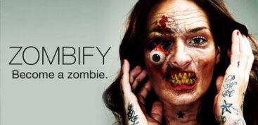نزم افزار تبدیل چهره به زامبی Zombify – Be a Zombie