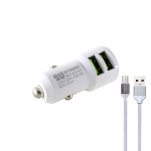 Car Charger KC114 i شارژر فندکی کینگ استار