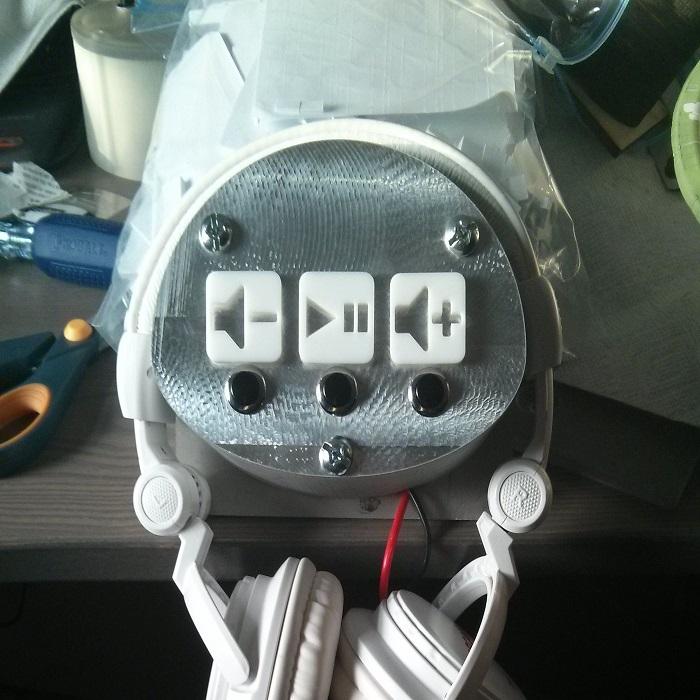 player head phone
