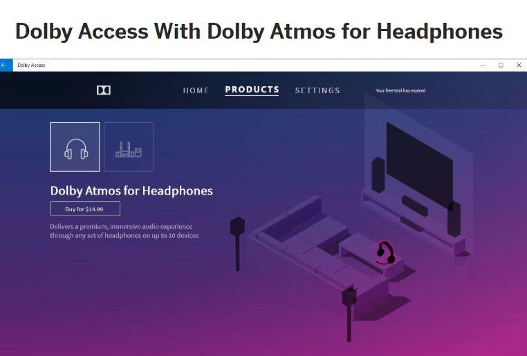 دسترسی دالبی با Dolby Atmos برای هدفون گیمینگ
