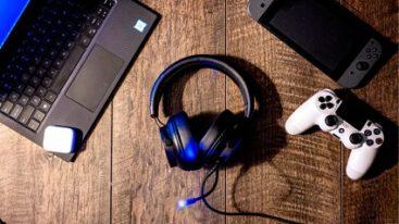 gaming-headphone-افزایش صدای مجازی به هدفون