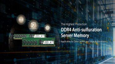 حفاظت توسط DDR4 آپیسر apacer