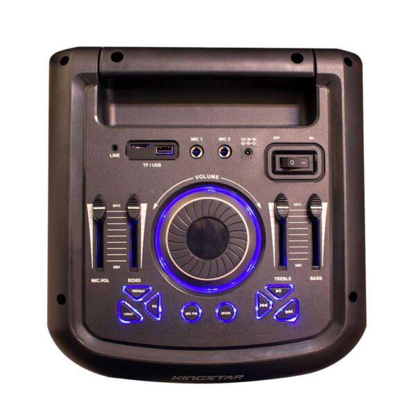 با گارانتی متین مطمین خرید کنید-اسپیکر کینگ استار مدل KBS552 با ضمانت متین