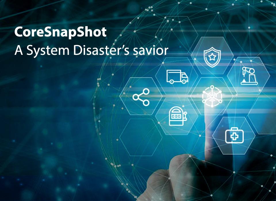 جدیدترین فناوری اپیسر-فناوری CoreSnapShot